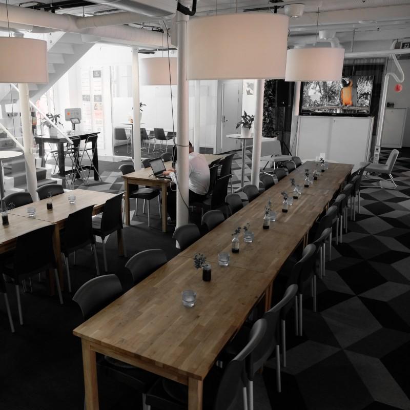kontorsplats i norrköping co working space co-working coworking arbetsplats event konferensrum lokal